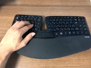 マイクロソフトキーボード
